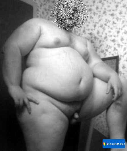 Толстяк Голый
